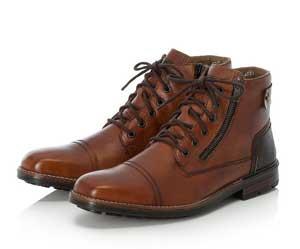 Rieker vyriški batai